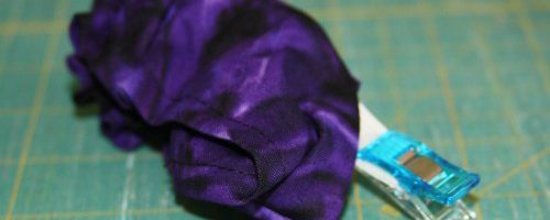 This hair scrunchie was featured at Party in Your PJs link party.