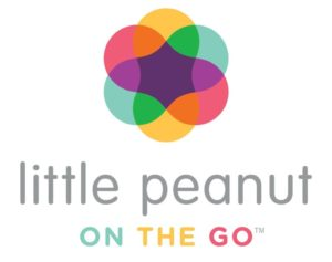 Little Peanut on the Go is a great app for grandparents when they babysit their grandchildren