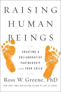 Raising Human Beings by Ross W. Green PhD is an excellent book that teaches parents how to cultivate a better parent-child relationship. Great practical advice!