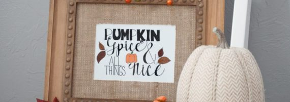 This free fall printable was featured at Party in Your PJs link party.