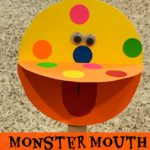 Monster Mouth Puppets