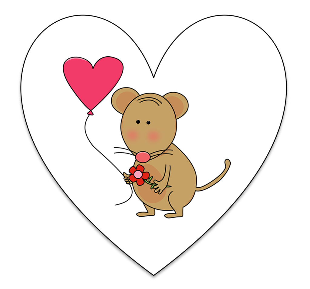 Here is a quick and easy Valentine craft that you can do with kids!