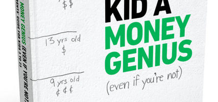 The book Make Your Kid a Money Genius was reviewed on Grandma Ideas.