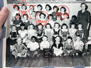 This is my first grade class picture.