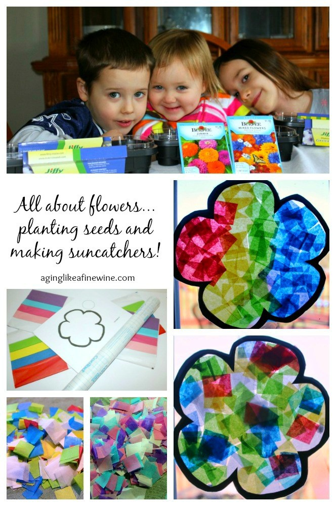 This craft was featured at the Party in Your PJs link party.