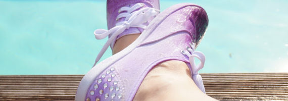These shoes were featured at the Party in Your PJs link party.