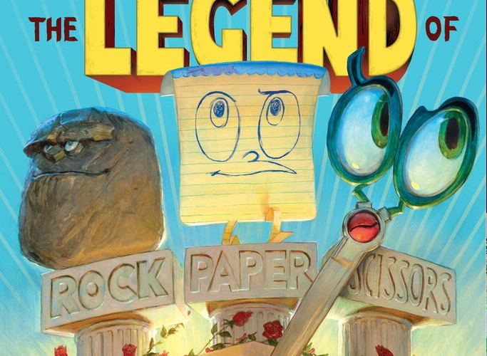 This is a review of the children's picture book The Legend of Rock Paper Scissors.