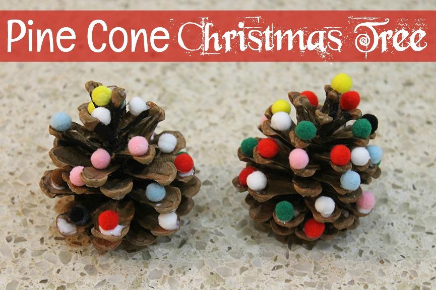 pine cone christmas tree craft grandma ideas. Black Bedroom Furniture Sets. Home Design Ideas