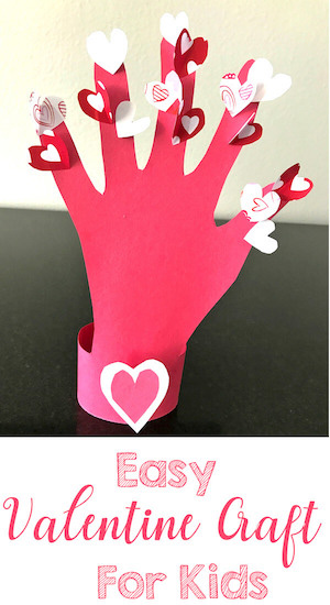 Super Easy Valentine Tree Craft For Kids Grandma Ideas